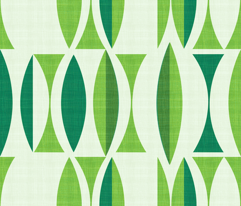 Sage Herb fabric by chicca_besso on Spoonflower - custom fabric