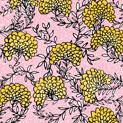 Yellow Flowering Vines