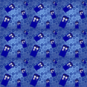 Police Box Blues 11