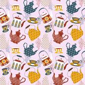 teatime - pink