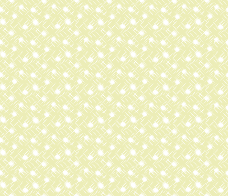 wind blown:dot:ECEDB7  fabric by keweenawchris on Spoonflower - custom fabric