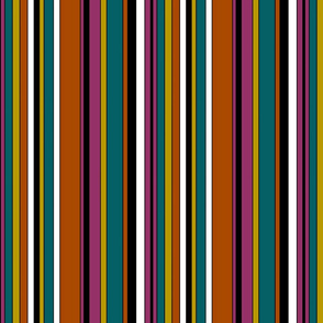 Stripes of Many Colors 2