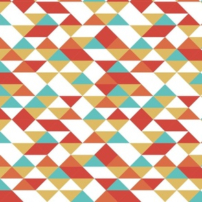Geometric Multi Triangles