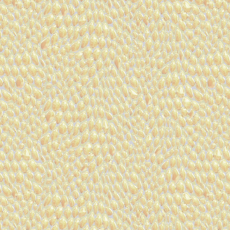 sparkle champagne gold metal dragon scales fabric by glimmericks on Spoonflower - custom fabric
