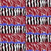 Patriotic Grass
