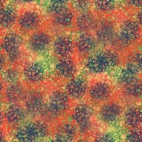flower sponge