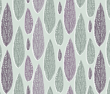 Trusty Sage fabric by mariaspeyer on Spoonflower - custom fabric