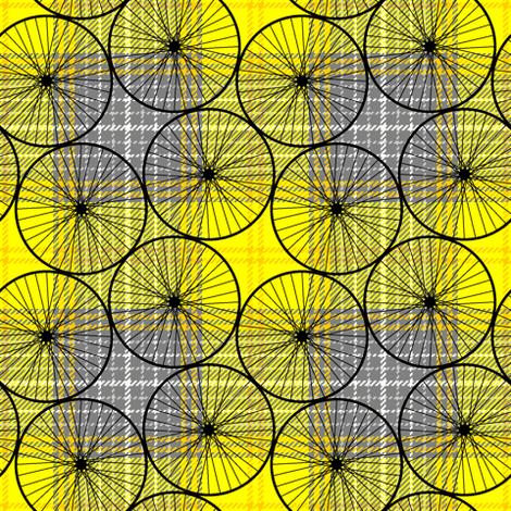 cycling tartan