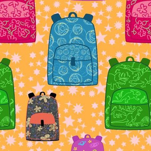 Backpacks and Stars
