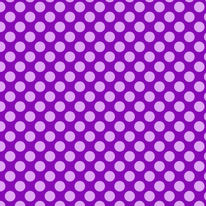 Spanish Dots - Purple