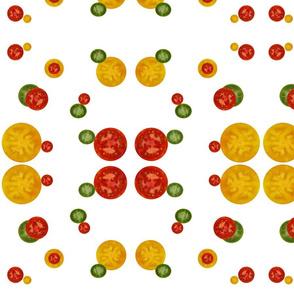 tomatoes lego