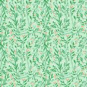 Tangled Sari Jungle Blossom