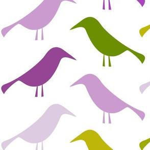Simple bird