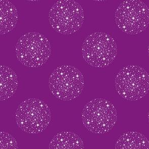 Starball - Fuschia