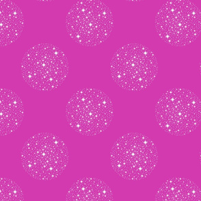 Starball - Magenta