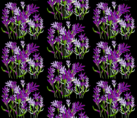 lavender fabric by shelleythomson on Spoonflower - custom fabric