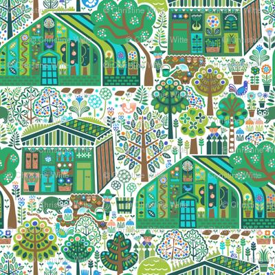 Herbie's Green Oasis