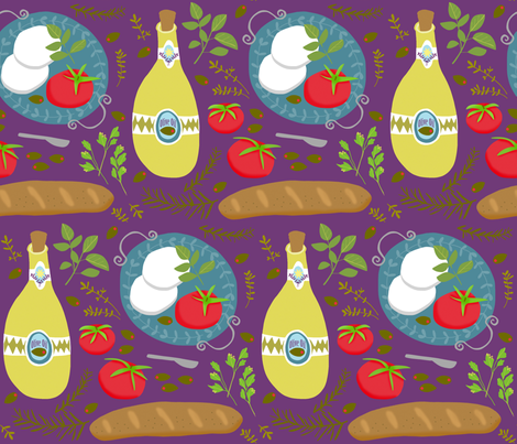 Herb's Herbs! fabric by pattyryboltdesigns on Spoonflower - custom fabric