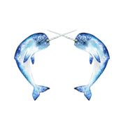 Polar Friends, Narwhal Emblem