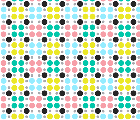 Dots, Dots, Dots-ch fabric by starjetdesigns_ on Spoonflower - custom fabric