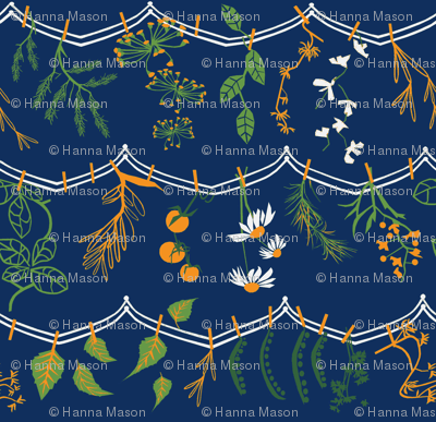 Herbs + Vegetable lines