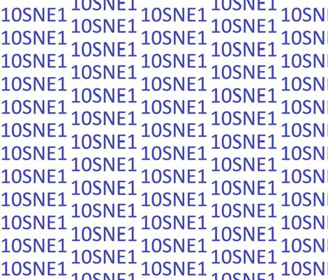 10SNE1 (Tennis anyone?) fabric by bobgreenwade on Spoonflower - custom fabric