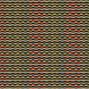 Sunrise on Foggy Mountain Weave (horizontal)