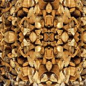 wood pile medium II
