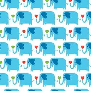 Elephant Rascal blue