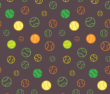 Deuce! fabric by tomahawk on Spoonflower - custom fabric