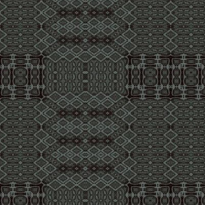 Black Diamond Charcoal Plaid