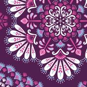blooming bella purple
