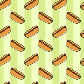 Nommy Food - Hotdogs