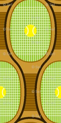 racquet plus ball 2j