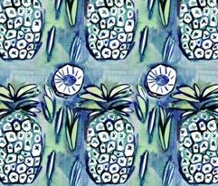 pina_bluegreen by C'EST LA VIV