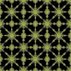 Lace Ceramique ~ Jade on Blackmail