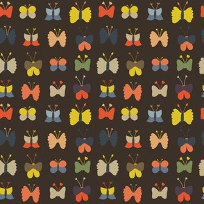 Cute butterflies