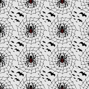 Halloween - Spiders & Bats