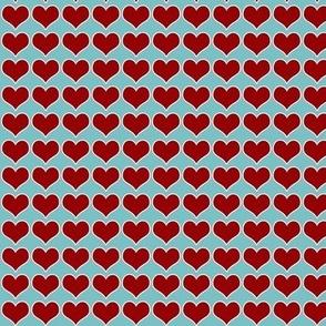 Nantucket-Hearts