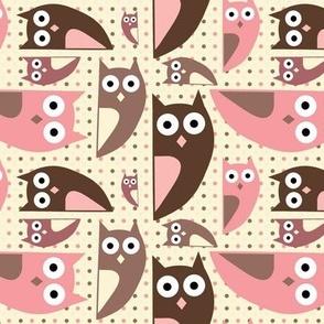 Neapolitan - Owl
