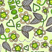 Tennis Love-Love