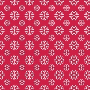 Cranberry Christmas - Snowflake