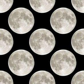 Moon Polka Dots