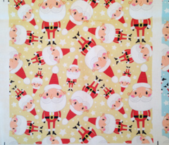 Christmas Crew - Santa - Yellow - Medium