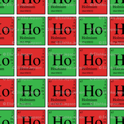 Chemistry Christmas (Small)