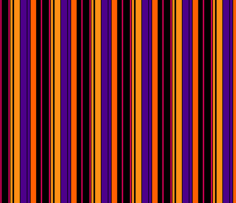 TUTTI FRUTTI SUNSET STRIPE