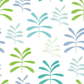 Bromeliads Seaglass