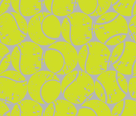 balls_to_the_court fabric by mariuch on Spoonflower - custom fabric