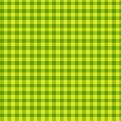 New Leaf gingham fabric by weavingmajor on Spoonflower - custom fabric