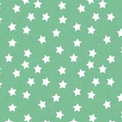 Star_Ditsy Dot_Peppermint